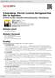Digitální booklet (A4) Schoenberg: Pierrot Lunaire; Herzgewachse; Ode to Napoleon