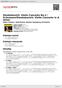 Digitální booklet (A4) Shostakovich: Violin Concerto  No.2 / Schumann/Shostakovich: Violin Concerto in A minor