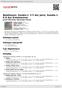 Digitální booklet (A4) Beethoven: Sonáta č. 5 F dur Jarní, Sonáta č. 9 A dur Kreutzerova