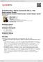 Digitální booklet (A4) Tchaikovsky: Piano Concerto No.1; The Nutcracker Suite