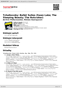 Digitální booklet (A4) Tchaikovsky: Ballet Suites (Swan Lake; The Sleeping Beauty; The Nutcraker)