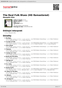 Digitální booklet (A4) The Real Folk Blues (HD Remastered)