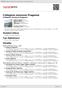 Digitální booklet (A4) Collegium musicum Pragense