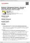 Digitální booklet (A4) Brahms: 8 Hungarian Dances / Dvorák: 5 Slavonic Dances; Scherzo capriccioso