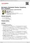 """Digitální booklet (A4) Bernstein: Chichester Psalms; Symphony No.3 """"Kaddish"""""""