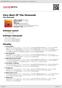 Digitální booklet (A4) Very Best Of The Osmonds