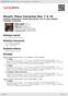Digitální booklet (A4) Mozart: Piano Concertos Nos. 7 & 10