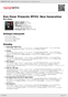 Digitální booklet (A4) Don Omar Presents MTO2: New Generation