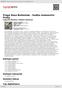 Digitální booklet (A4) Praga Rosa Bohemiae - hudba renesanční Prahy