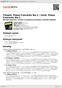 Digitální booklet (A4) Chopin: Piano Concerto No.1 / Liszt: Piano Concerto No.1