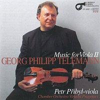 Přední strana obalu CD Music for Viola II