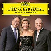 Přední strana obalu CD Beethoven: Triple Concerto & Symphony No. 7 [Live]