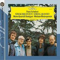 Mstislav Rostropovich, Melos Quartet – Schubert: String Quintet D 956
