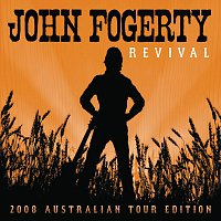 Přední strana obalu CD Revival [2008 Australian Tour Edition - iTunes Exclusive]
