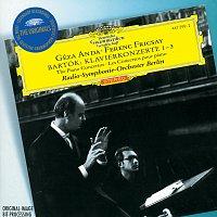 Géza Anda, Radio-Symphonie-Orchester Berlin, Ferenc Fricsay – Bartók: Piano Concertos Nos.1-3
