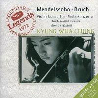 Kyung Wha Chung, Orchestre Symphonique de Montréal, Charles Dutoit, Rudolf Kempe – Mendelssohn: Violin Concerto / Bruch: Violin Concerto / Scottish Fantasy