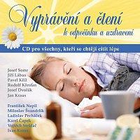 Různí interpreti – Vyprávění a čtení k odpočinku a uzdravení