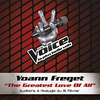 Yoann Freget – The Greatest Love Of All - The Voice 2