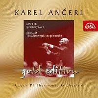 Česká filharmonie, Karel Ančerl – Ančerl Gold Edition 6. Mahler: Symfonie č. 1 - Strauss: Enšpíglova šibalství
