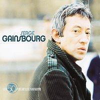 Serge Gainsbourg – Les 50 plus belles chansons de Serge Gainsbourg
