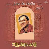 Ghulam Ali – Live In India  Vol. 1