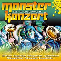 Různí interpreti – Monsterkonzert - Best of Guggenmusik