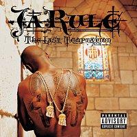 Přední strana obalu CD The Last Temptation