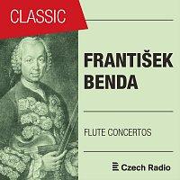 Přední strana obalu CD František Benda: Flute Concertos