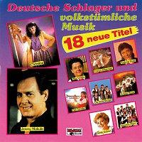 Různí interpreti – Deutsche Schlager und volkstumliche Musik