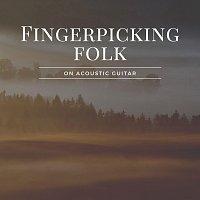 Různí interpreti – Fingerpicking Folk on Acoustic Guitar