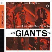 Přední strana obalu CD Jazz Giants '58