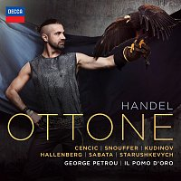 Max Cencic, Lauren Snouffer, Pavel Kudinov, Ann Hallenberg, Xavier Sabata – Handel: Ottone, HWV15