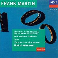 L'Orchestre de la Suisse Romande, Ernest Ansermet – Martin: Concerto For 7 Wind Instruments, Etudes, Petite Symphonie Concertante