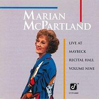Přední strana obalu CD Live At Maybeck Recital Hall