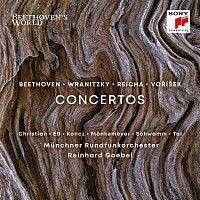 Reinhard Goebel – Beethoven's World - Beethoven, Wranitzky, Reicha, Vorisek: Concertos
