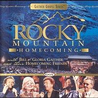 Přední strana obalu CD Rocky Mountain Homecoming