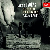 Přední strana obalu CD Dvořák: The Essential String Quartets