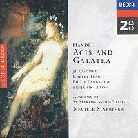 Jill Gomez, Philip Langridge, Robert Tear, Benjamin Luxon, Sir Neville Marriner – Handel: Acis & Galatea