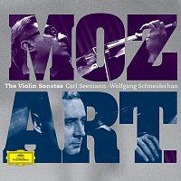 Přední strana obalu CD Mozart, W.A.: Complete Violin Sonatas