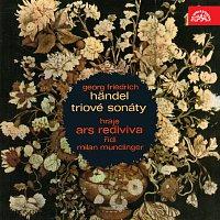 Ars rediviva, Milan Munclinger – Händel: Triové sonáty