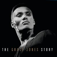 Přední strana obalu CD The Grace Jones Story