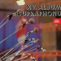 Přední strana obalu CD XV. Album Supraphonu