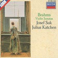 Josef Suk, Julius Katchen – Brahms: Violin Sonatas Nos.1-3