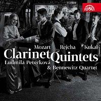 Ludmila Peterková, Bennewitz Quartet – Mozart, Rejcha & Kukal: Klarinetové kvintety