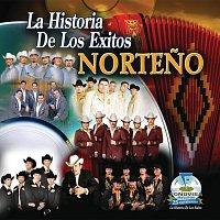 Přední strana obalu CD La Historia De Los Exitos - Norteno