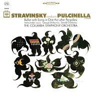Igor Stravinsky, Columbia Symphony Orchestra, Irene Jordan, George Shirley, Donald Gramm – Stravinsky: Pulcinella