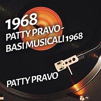 Patty Pravo – Patty Pravo - Basi musicali 1968