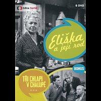 Různí interpreti – Eliška a její rod + Tři chlapi v chalupě DVD