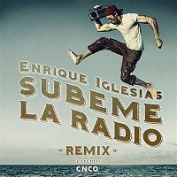 Přední strana obalu CD SUBEME LA RADIO REMIX