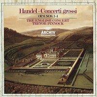 Simon Standage, Elizabeth Wilcock, Anthony Pleeth, Robert Woolley, Trevor Pinnock – Handel: Concerti grossi Op. 6, Nos.1-4
